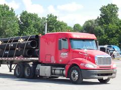 roehl freightshaker (The WI Diesel Ranch) Tags: freightliner roehl