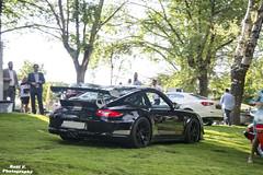 Porsche 997 GT3 RS 4.0 MkII (RAFFER91) Tags: madrid black mercedes benz spain nikon italia huracan s ferrari turbo porsche enzo bmw dodge series gto 40 aniversary jaguar m3 50th lamborghini rs coupe m4 sls gallardo amg carrera gtb mkii 612 f40 v12 f50 991 gt3 997 scaglietti i8 z8 i3 aravaca 599 superleggera 458 fiorano d7100 s63amg lp5604 autobello lp6104 autobello2014