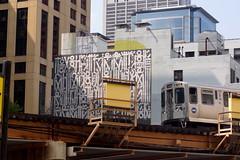 RETNA in Chicago (drew*in*chicago) Tags: streetart chicago graffiti paint artist metallic spray font 2014 retna montanacolors artalliance