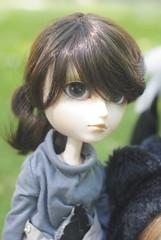 Kedada 04-05-14 (> Lily <) Tags: outside doll meeting netsuke taeyang
