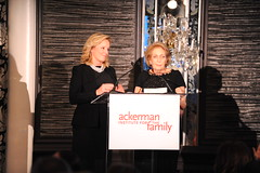 Gala Co-Chairs Martha Fling and Alice Netter