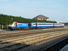 43043 Derby 160713 (Dan86401) Tags: 43043 class43 430 br hst highspeedtrain powercar brel emt eastmidlandstrains derby mml