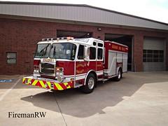 Kaufman, TX FD Engine 1 (FiremanRW) Tags: engine firetruck e1 pumper emergencyone emergency1