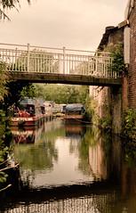 Boat Yard (curlybob0161) Tags: film minolta selfdeveloped kodacolor200 himatic7s tameside tetenal portlandbasin