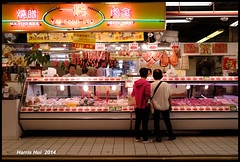 Life is ....   - Richmond Public Market XT1073e (Harris Hui (in search of light)) Tags: life lighting food canada vancouver mixed fuji bc