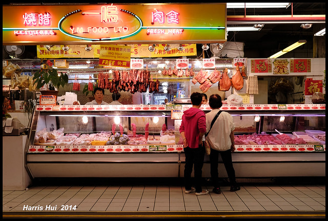 Life is..  人生是一場大買賣 - Richmond Public Market XT1073e
