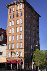 (Lonesome Traveler (J Haeske)) Tags: architecture montana butte buttemontana historicarchitecture buttemt