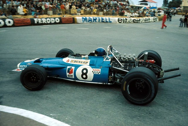1969 Matra MS80