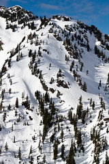 Just Some Views on the Way Back (jpmckenna - Tenquille Lake Up Next) Tags: winter snow mountains snowshoe washington cascades snowshoeing mtbakernationalrecreationarea