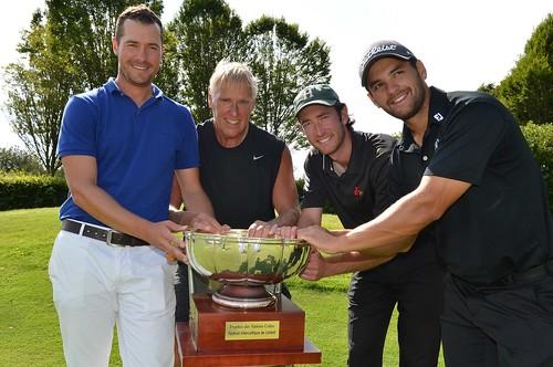 Golf Trophy 50