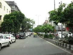 Karol Bagh (hi_nilabh) Tags: road india cityscape place metro market delhi roads metropolitan newdelhi dlf connaught karolbagh gaffar