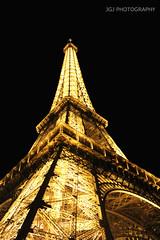 efiel tower (jessebarnesphotos JGJ Photography) Tags: paris lights cityscape nightlights oneofakind eiffeltower nighttime huge nightlife eiffeltowerparis