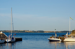 Norreborg Hamn, Ven (hepp) Tags: summer harbour sunny ven sommar hamn hven solig norreborg