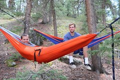 family camping vacation mountains dogs river tents colorado hiking sunny campfire hammock rockymountains