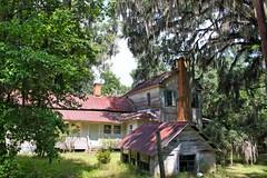 Glen Echo Plantation (itsbrandoyo) Tags: history abandoned georgia antique echo historic glen plantation edisted