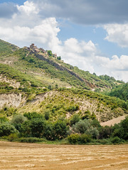 Camino Aragonés 163.jpg (vossemer) Tags: geotagged camino kultur wolken aragon orte esp jakobsweg aragones spanien wetter aragonés ortschaften pilgern länder arrés arres regionen geo:lat=4255862844 geo:lon=083430337