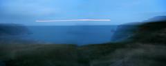 Moonrise Panorama (Argentem) Tags: panorama moon moonrise berryhead supermoon
