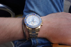 Rolex Yacht Master 2 Gold (Watch Guide) Tags: 2 rose yellow gold yacht swiss made master ii daytona rolex