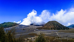 Mount Bromo&Batok (iamyie) Tags: mountbatok mountbromo indonesia