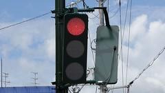 die neusten dnnen Koito LED Signalgeber (Ampelfreund & Signal Hunter) Tags: road light japan lights asia traffic pedestrian led signal verkehr ampel geber strase verkehrsampel signalgeber fusgnger