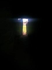 Inside Bryn Celli Ddu (deadmanjones) Tags: prehistoric ynysmon anglesey passagetomb burialmound bryncelliddu cadw