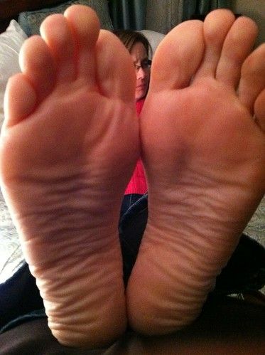 Sexy soft soles
