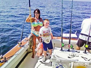 family-friendly fishing charters, Amelia Island, FL