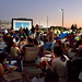Rooftop Cinema Night 2014
