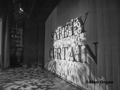 Safety Curtain (AlanOrganLRPS) Tags: theatre stage curtain safety albany coventry drama thebutts