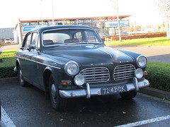 1967 Volvo Amazon 72-42-DK (Stollie1) Tags: volvo amazon 1967 sidecode2 7242dk
