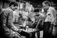 The Chess Players (The, Manjit!) Tags: chess kolkata calcutta flyover gariahaat