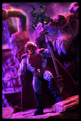 Masters of the Universe Classics - Skeletor [New Adventures] (Ed Speir IV) Tags: new fiction mountain guy classic television monster toy actionfigure tv action snake space cartoon bad evil battle science retro fantasy overlord classics figure dio scifi warrior series sciencefiction masters adventures universe villain motu mattel diorama enemy intergalactic heman mutants skeletor badguy mastersoftheuniverse snakemountain newadventures spacemutants mattycollector motuc