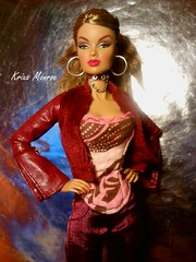Gorjus (krixxxmonroe) Tags: fashion toys photography ryan d convention monroe ira royalty styling anja 2012 tropicalia integrity krixx