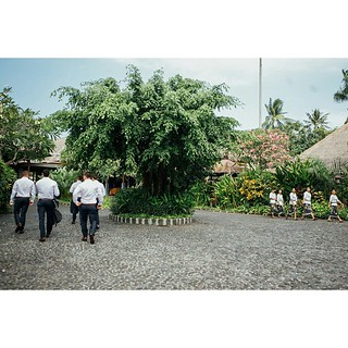 B + A wedding day photo courtesy of @terralogical #bali #baliwedding #terralogical #thebalibible
