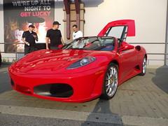 Ferrari F430 Spyder (Foden Alpha) Tags: ferrari spyder coquitlam f430 256xsw
