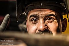 ¡Yo soy el Chicano Enrico Carlito Torres! (Sonick Photographie) Tags: portrait brown man eyes funny welding helmet dramatic yeux grimace drama homme masque drôle casque marrons amusant dramatique soudeur