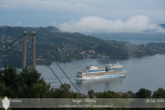 AIDAsol (Aviation & Maritime) Tags: cruise norway cruiseship bergen aida aidacruises aidakreuzfahrt aidasol