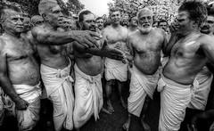 Onathallu Pallassana Kerala (Ashit Desai) Tags: india festival temple south kerala ritual tradition onam palakkad nair desai 2014 2914 ashit avittathallu onathallu pallassena pallassana pallasena