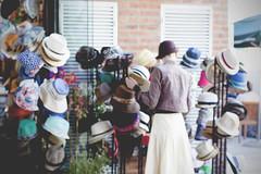 los sombreros (Gusanna) Tags: hut sombrero palermo