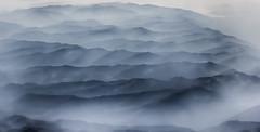 Rocky Mist (melfoody) Tags: cloud mist canada fog landscape rockies rockymountains