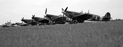 IMG_0130 (M0JRA) Tags: duxford spitfire aircraft flying props airfields hurricane planes