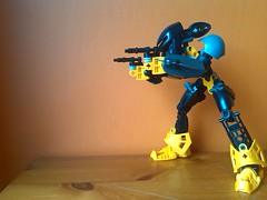 The Goodwill Sniper (17) (EMMSixteenA4) Tags: light self work dark that mirror flickr ranger order good progress 7 wip help will sniper advice bionicle gali critique pls moc lewa tahu nui roark mahri kopaka pohatu lesovikk mfin onua selfmoc lessovikk wreax