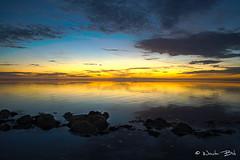 Sunset Lauwersoog (Wouter3004) Tags: orange zonsondergang nikon bok zon oranje lauwersoog d3100 nikond3100