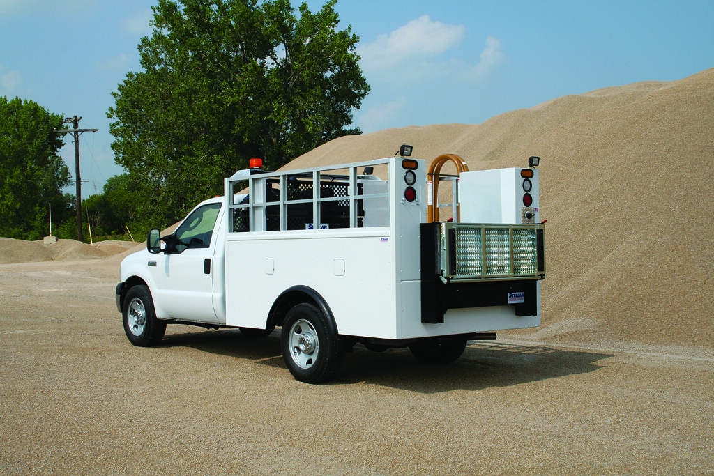 Tire Service / Commercial Fleet Tire Truck | Stellar Industries