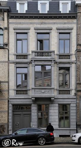 Namur -- Avenue Cardinal Mercier 57