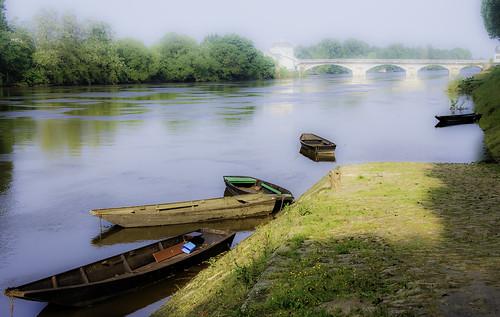 Vienne River Chinon