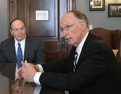 03-21-17 Gov. Bentley meets with key leaders in Washington