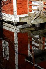 The red house (Explored) (CobbydaleInCanada) Tags: steveston britannia