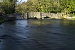 Sheepwash Bridge (l4ts) Tags: landscape derbyshire peakdistrict whitepeak ashfordinthewater sheepwashbridge riverwye longexposure 10stopfilter circularpolarisingfilter