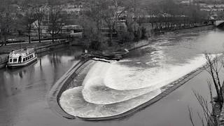 * Pultney Weir, Bath
